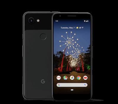 תיקון מכשיר Google pixel 3A XL