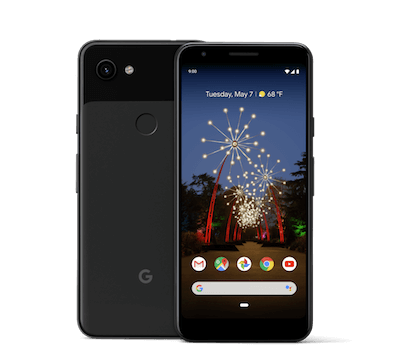 תיקון מסך מקורי Google pixel 3a xl