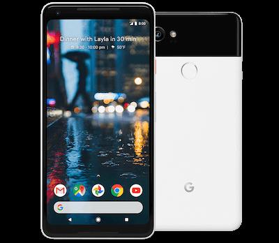 החלפת מסך מקורי Google Pixel 2 XL