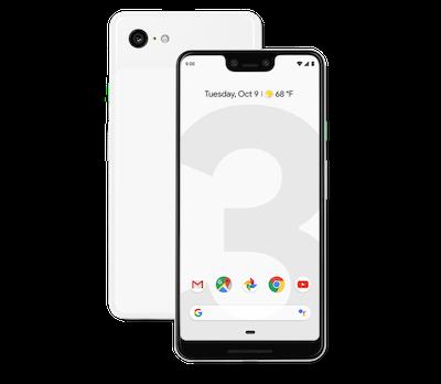 תיקון או החלפת מסך מקורי עבור google pixel 3
