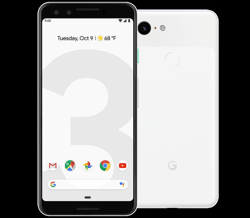 תיקון מכשיר גוגל פיקסל 3 XL