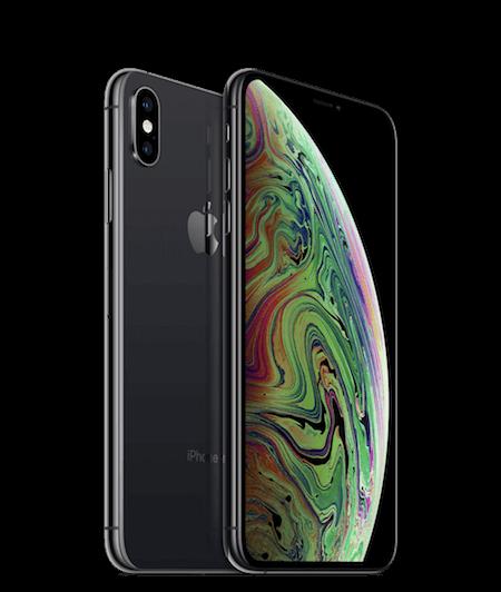 תיקון מכשיר Iphone xs max בסלפי