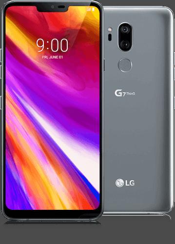 תיקון או החלפת מסך מקורי lg g7