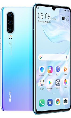 תיקון החלפת מסך Huawei P30