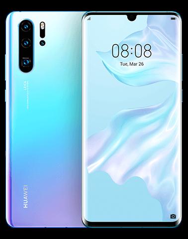 תיקון מסך Huawei p30 pro