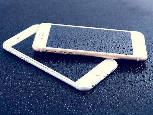 תיקון או ניקוי קורוזיה באייפון במעבדת סלפי