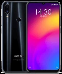 תיקון Meizu Note 9 בסלפי